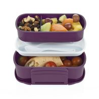 See more information about the Polar Gear Bento Box 1.1L (Berry)