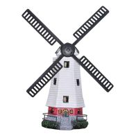 See more information about the Bright Garden Solar Windmill Garden Ornament