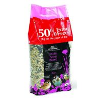 See more information about the Multi Seed Blend 2kg (50% FOC)