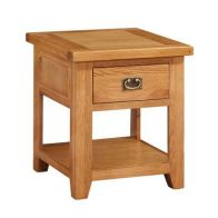 See more information about the Holkham Oak Lamp Table Mini Cotswold