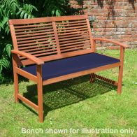 See more information about the Bench Cushion Blue (4cm)