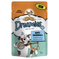 See more information about the Dreamies Plus C&T Anti Hairball