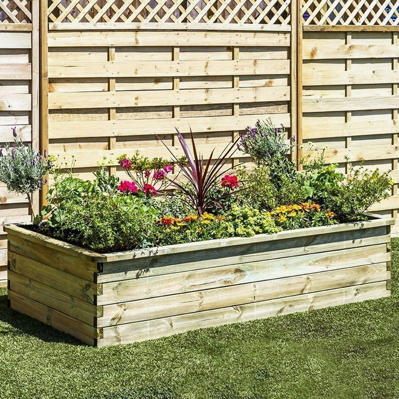 Buy Sleeper Garden Raised Bed
