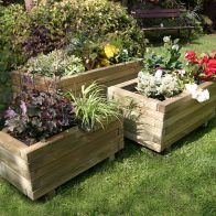 See more information about the Gresford Garden Planter 3 Set