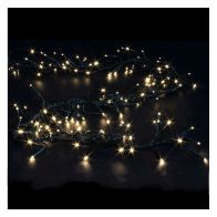 See more information about the 480 LED Warm White Outdoor Animated Cluster Fairy Lights Mains 3.7m