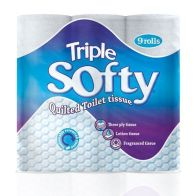 See more information about the Sofcell BLUE Triple Softy 9 Roll