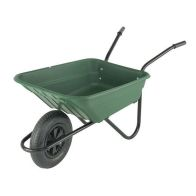 See more information about the Polypropylene Multi-Purpose Green Barrow (90 Litre)