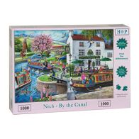 See more information about the House Of Puzzles Jigsaw No.6 By the Canal 1000 Pieces
