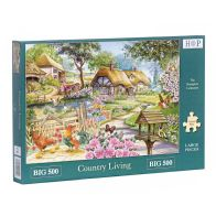 See more information about the House Of Puzzles Jigsaw Country Living 500 Big Pieces