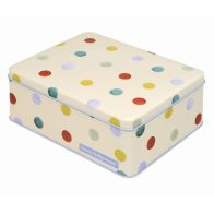 See more information about the Emma Bridgewater Dot Deep Rectangle Kitchen Tin