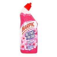 See more information about the Harpic Active Fresh Gel Pink Blossom 750ml