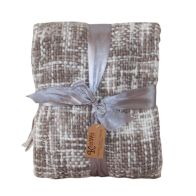 See more information about the Original Toastie Lurex Knitted Throw