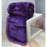 See more information about the Plain Colour Jumbo Throw (150cm x 200cm)