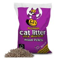 See more information about the CJ's Premium Cat Litter  30 Litre