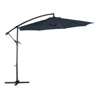 See more information about the 3m Navy Overhang Parasol