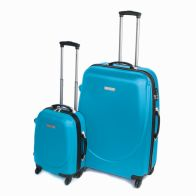 See more information about the Teal Hacienda Suitcase (28 Inch)