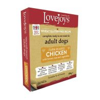 See more information about the Lovejoys Chicken & Rice Wet Dog Food 395g