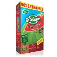 See more information about the Westland Gro-Sure Fast Acting Lawn Seed 10M2 + 50% Extra Free