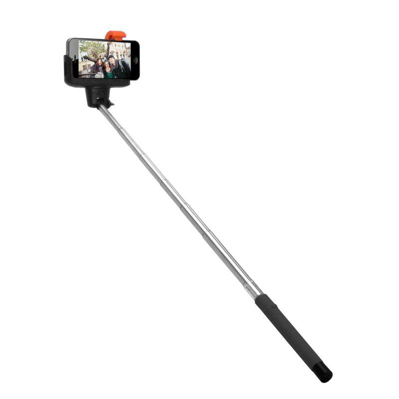 buy status telescopic selfie stick online at cherry lane. Black Bedroom Furniture Sets. Home Design Ideas