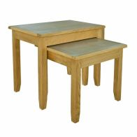 See more information about the Kansas Duo Nest of Tables Oak