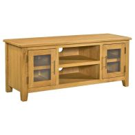 See more information about the Kansas Oak Large TV Unit
