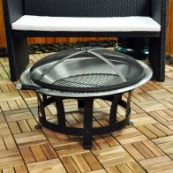 See more information about the Barbecue Fire Pit Heater Premium 60cm