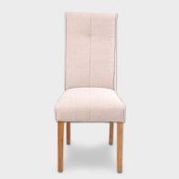 See more information about the Milan Dining Chair Cream