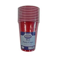 See more information about the Essential Red Plastic Party Cup 16 fl oz  (10 Pack)
