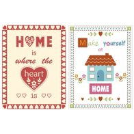 See more information about the Home Velour Cotton Tea Towels 2 Pack