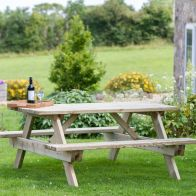 See more information about the Katrina Garden Picnic Table