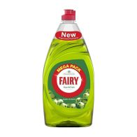 See more information about the Fairy Washing Up Liquid Apple Orchard 1.19L
