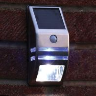 See more information about the Bright Garden Motion Sensor Solar Light