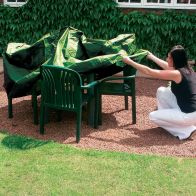 See more information about the Rectangular Outdoor Furniture Set Cover