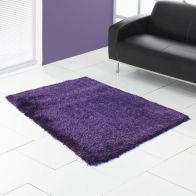 See more information about the Rug Balotelli Plain Purple (80 x 150 cm)