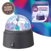 See more information about the Global Gizmos Crystal Star Ball Disco Light