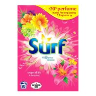 See more information about the Surf Washing Powder Tropical Lily & Ylang Ylang 80 Washes