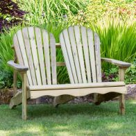 See more information about the Lily Relax 2 Seater Garden Bench