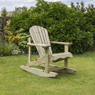 See more information about the Lily Rocking Garden Rocking Chair