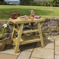See more information about the BBQ Side Table