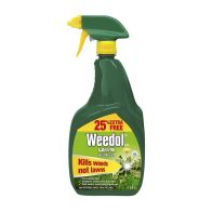 See more information about the Lawn Weedkiller Gun 800ml 25% Free