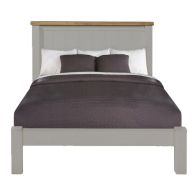 See more information about the Dovetale Double Bed Grey & Oak