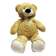 See more information about the 40cm Sitting Bear Harvey Light Brown Soft Toy
