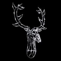 See more information about the Reindeer Head With 80 LEDs  Rope Light