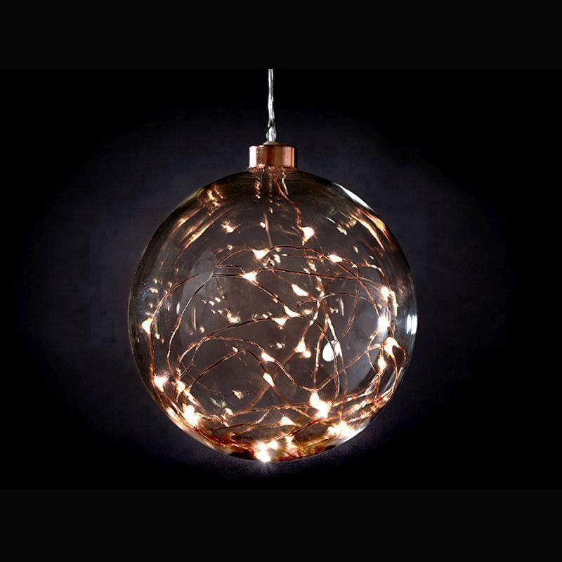 Buy 15cm 30 Light Copper Online At Cherry Lane
