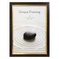 Unique Framing Classic Mahogany Photograph Frame A4