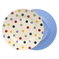 See more information about the Emma Bridgewater Polka Dot Melamine Plate
