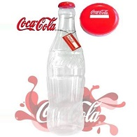 See more information about the Giant Coca Cola Money Bottle 60cm Tall