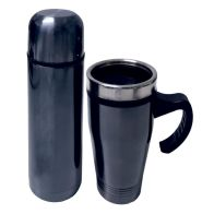 See more information about the Flask and Mug Travel Set