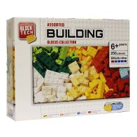 See more information about the Block Tech Building Blocks Collection 250 Assorted Colours