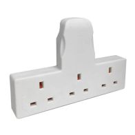 See more information about the Status 3 Way Cable Free Socket - White